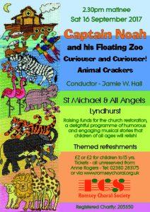 Curiouser and Curiouser etc concert Lyndhurst (1)